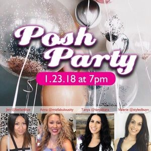Other - Posh Party 1/23/18!